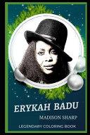 Erykah Badu Legendary Coloring Book PDF