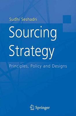 Sourcing Strategy PDF