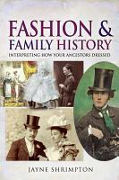 Fashion and Family History PDF