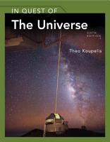In Quest of the Universe PDF