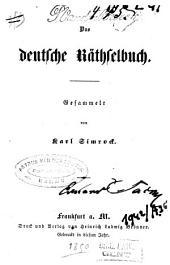 Das deutsche Rätselbuch