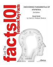 DISCOVERING FUNDAMENTALS OF STATISTICS: Edition 2