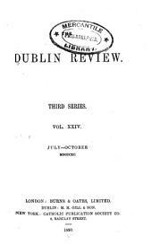 The Dublin Review: Volume 107