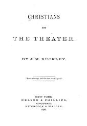 Christians and the Theater