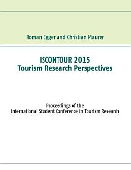 ISCONTOUR 2015   Tourism Research Perspectives PDF