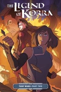 The Legend of Korra: Turf Wars, Vol. 2