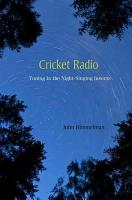 Cricket Radio PDF