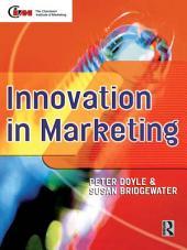 Innovation in Marketing