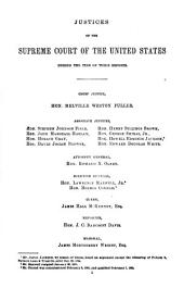 United States Supreme Court Reports: Volume 39