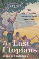 The Last Utopians PDF
