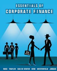 Essentials Of Corporate Finance Fourth Edition Book PDF