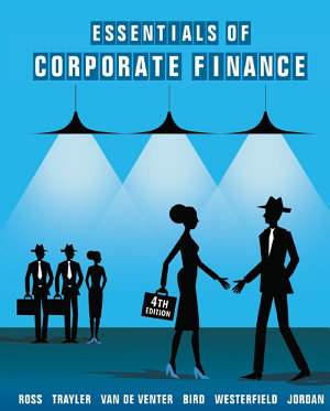 Essentials of Corporate Finance  Fourth Edition PDF