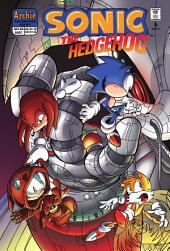 Sonic the Hedgehog #58