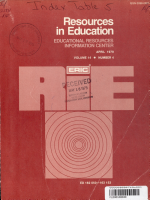ERIC Resources in Education PDF