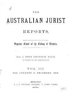 The Australian Jurist PDF