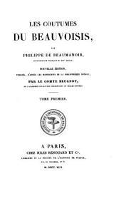 Les coutumes du Beauvoisis: Numéro464