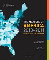 The Measure of America 2010 2011 PDF