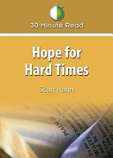 Hope for Hard Times Book