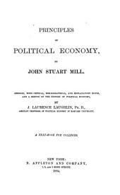 Principles of Political Economy: Volume 1