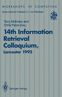 14th Information Retrieval Colloquium PDF