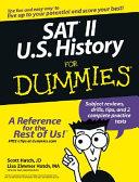 SAT II U S  History For Dummies PDF