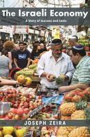The Israeli Economy PDF