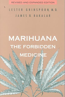 Marihuana  the Forbidden Medicine PDF