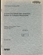 A Low cost Optical Data Acquisition System for Vibration Measurement PDF