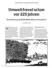 Umweltfrevel schon vor 225 Jahren: ECHT Oberfranken - Ausgabe 48