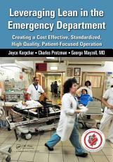 Leveraging Lean in the Emergency Department PDF