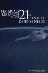 Materials Research to Meet 21st Century Defense Needs