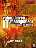 Value-driven IT Management