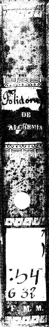 In hoc volumine De alchemia continentur haec, Gebri...De inuestigatio[n]e p[er]fectionis metalor[um] liber I: Summae perfectionis metallorum siue perfecti magisterij libri II.... eiusdem De inuentione veritatis seu perfectionis metallorum liber I. De fornacibus construendis liber I ; Item Speculu[m] Alchemiae... Rogerij Bachonis