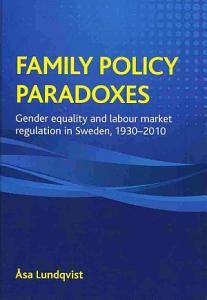 Family Policy Paradoxes Book