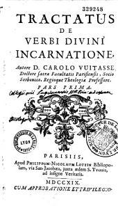 Tractatus de Verbi divini Incarnatione