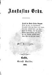 Anastasius Grün: Band 20