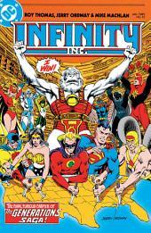 Infinity, Inc. (1984-) #10