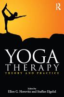 Yoga Therapy PDF