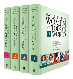 Encyclopedia of Women in Today s World PDF