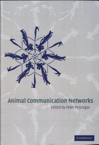 Animal Communication Networks