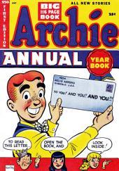 Archie Annual #1
