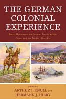 The German Colonial Experience PDF