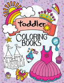 Toddler Coloring Books Book