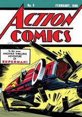 Action Comics (1938-) #9