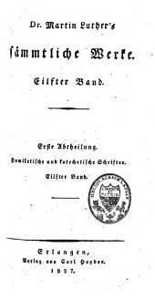 Sämmtliche Werke: nach den ältesten Ausgaben, Band 11