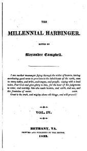 The Millennial Harbinger: Volume 4