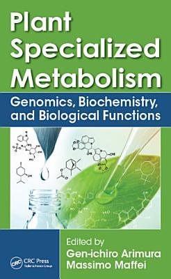 Plant Specialized Metabolism