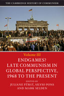 The Cambridge History of Communism PDF