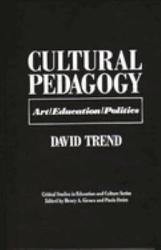 Cultural Pedagogy Book PDF