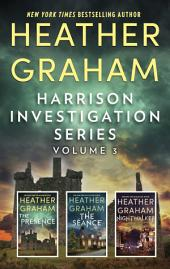 Harrison Investigation Series Volume 3 : An Anthology